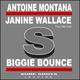 Antoine Montana And Janine Wallace Feat Mc Kali Biggie Bounce