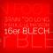16er Blech by Brain Foo Long & Mathieu Le Manson mp3 downloads