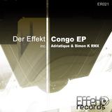 Congo EP by Der Effekt mp3 download