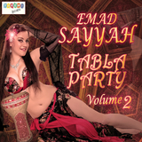 Tabla Party, Vol. 2 by Emad Sayyah mp3 download