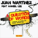 A Question of Words by Juan Martinez Feat. Anabel Lee mp3 download