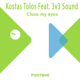 Close My Eyes by Kostas Tolos Feat. 3v3 Sound mp3 download