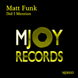Did I Mention by Matt Funk mp3 download