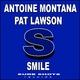 Pat Lawson & Antoine Montana Smile