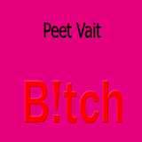 B!tch by Peet Vait mp3 download