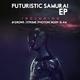 Shwann The Futuristic Samurai EP