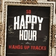 Various Artists 50 Happy Hour Hands Up Tracks