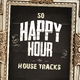 Various Artists 50 Happy Hour House Tracks