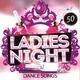 Various Artists 50 Ladies Night Dance Songs
