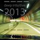 Various Artists Deep Intuitive 2013