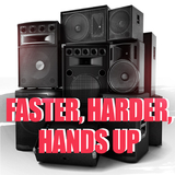 Faster, Harder, Hands Up by Various Artists mp3 download