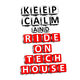 Various Artists Keep Calm & Ride On Tech House
