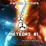 Meteors, Vol. 01 (From Techno to Hard-Techno) by Various Artists mp3 download