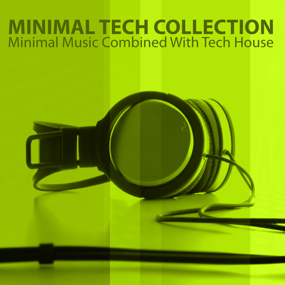 Various artists minimal tech collection minimal music for Minimal house music