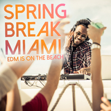 Spring Break Miami - EDM Is on the Beach by Various Artists mp3 download