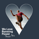 Various Artists We Love Running Power Music Mix