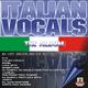 Various Italian Vocals the Album VOL. 1