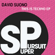 David Suono This Is Techno Ep