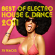 Various Artists Best of Electro House & Dance 2010 - 75 Tracks