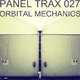 Orbital Mechanics Panel Trax 027