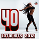 Various Artists 40 Latin Hits 2012