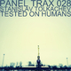 Stanislav Tolkachev Panel Trax 028 Tested On Humans