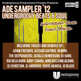Ade '12 Sampler Undergroovy Beats & Soul by Various Artists mp3 download