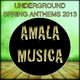 Various Artists - Underground Spring Anthems 2013