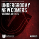 Various Artists - Undergroovy New Comers