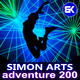 Simon Arts - Adventure 200