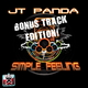 Jt Panda - Simple Feeling - Bonus Track Edition